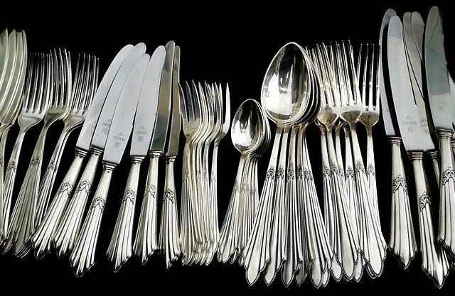 shipping silverware