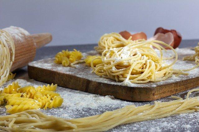 shipping homemade pasta