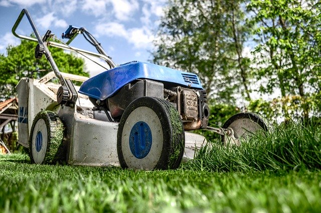 shipping a lawnmowwer