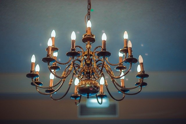 shipping a chandelier