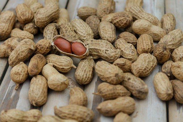 shipping boiled peanuts