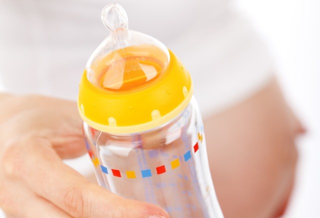 shipping glass baby bottles