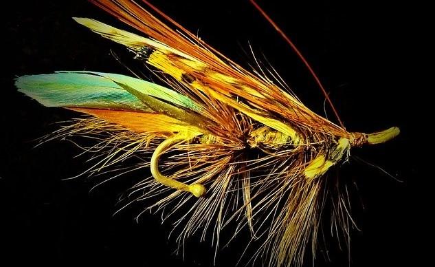 shipping fishing flies