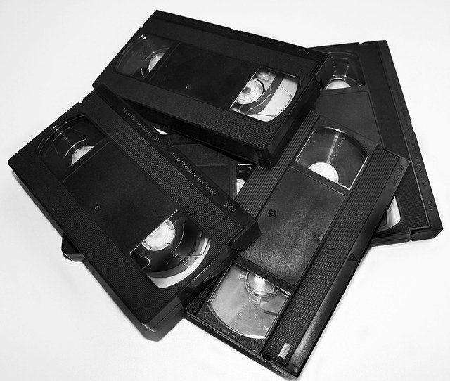 ship VHS tapes