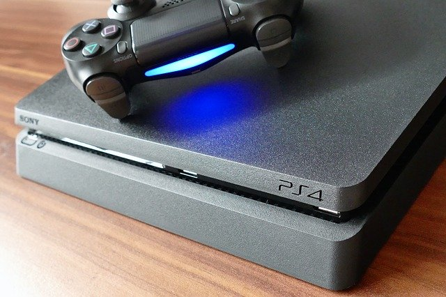 ship gaming console