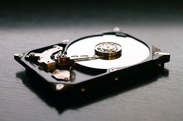 ship hard drive