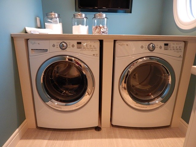 ship washer and dryer