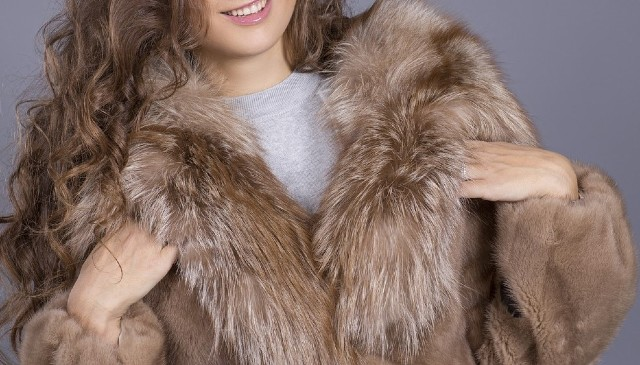 Shipping a fur coat