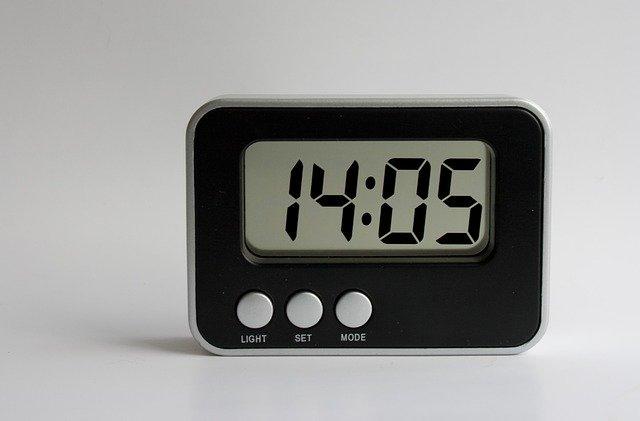 shipping a travel alarm clock