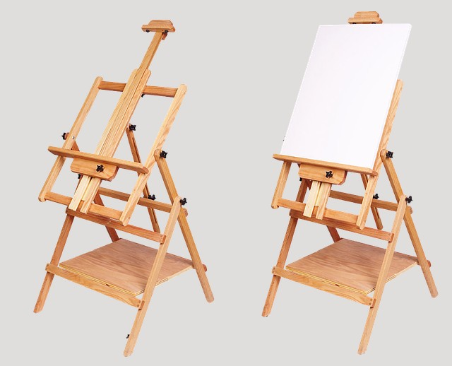 shipping an easel