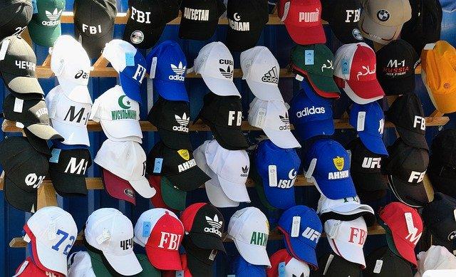 shipping a baseball cap