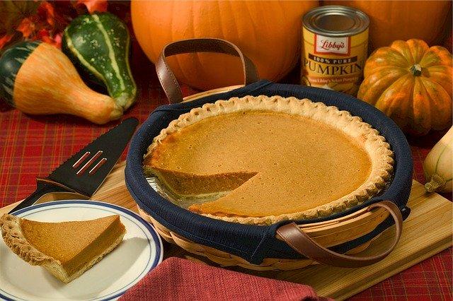 shipping pumpkin pie