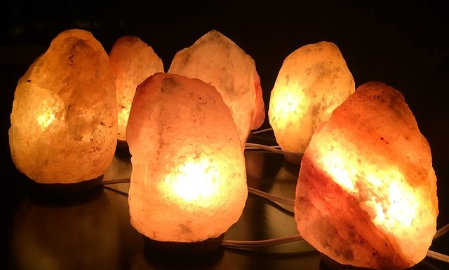 shipping salt lamps