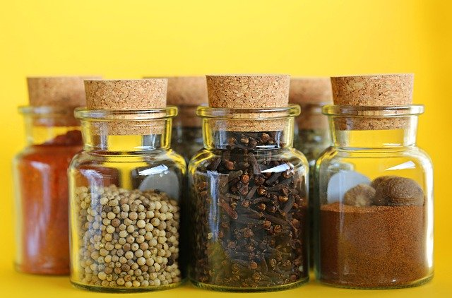 shipping spices