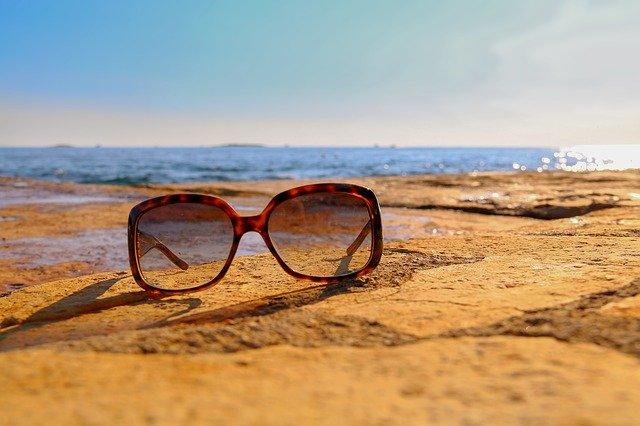 shipping sunglasses