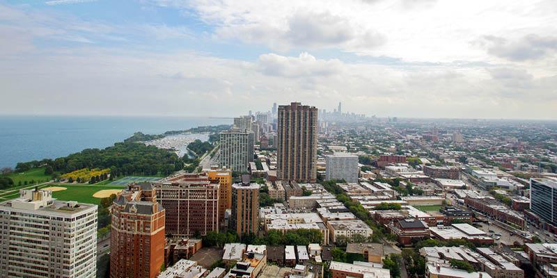 655 Irving Park - City Views