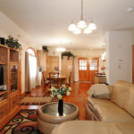 5009 North Meade Avenue, Chicago, IL 60630 - Jefferson Park - Living Room & Dining Room