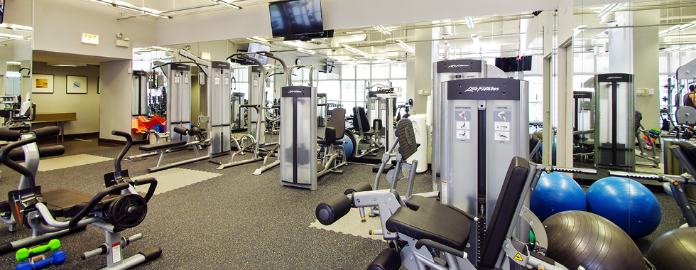 655 Irving Park Road - Common Areas - Fitness Center