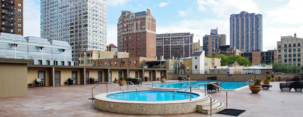 655 Irving Park Road - Common Areas - Pool