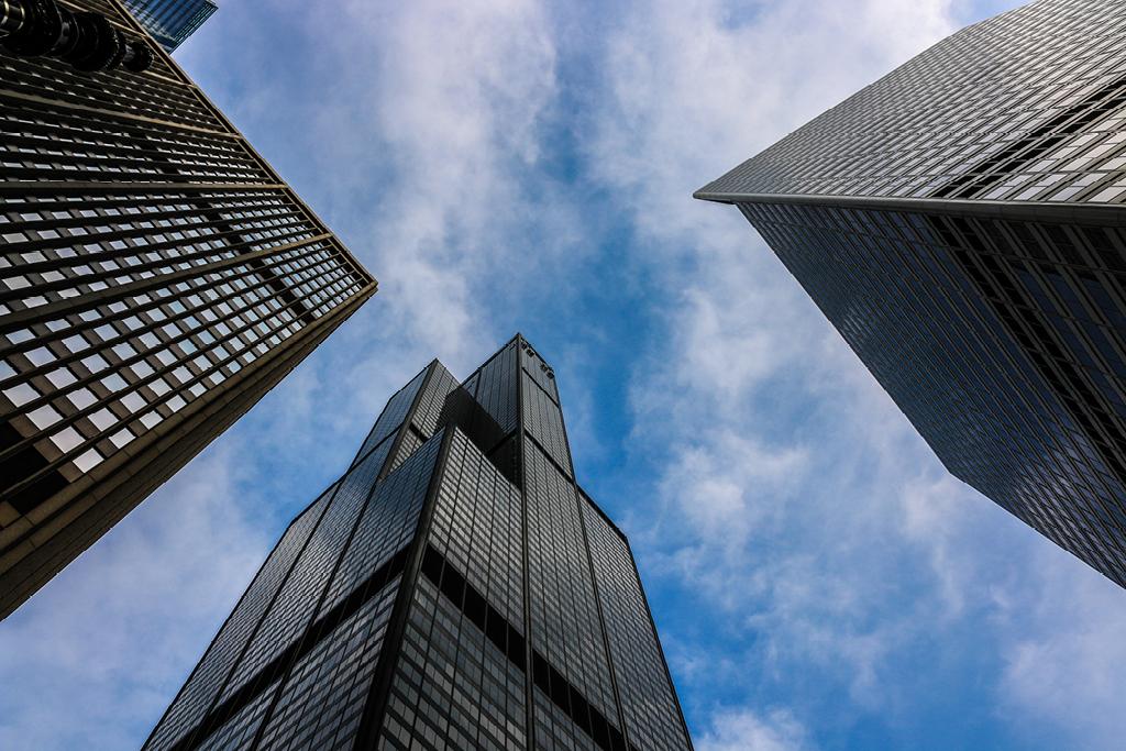 Chicago's Loop, Willis Tower, Sears Tower