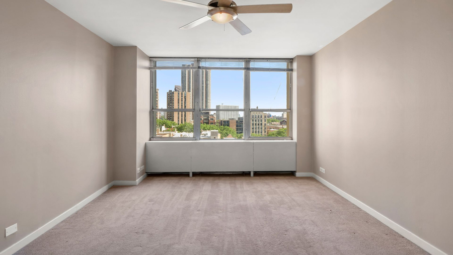 Lakeview - 655 Irving Park Road Unit 701, Chicago, IL 60613 - Bedroom