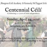 Lexington Irish dance community event