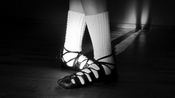 Lexington Irish dance shoes