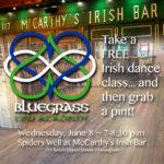 Free Irish dance class in Lexington