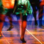 Learning traditional Irish dance in Lexington