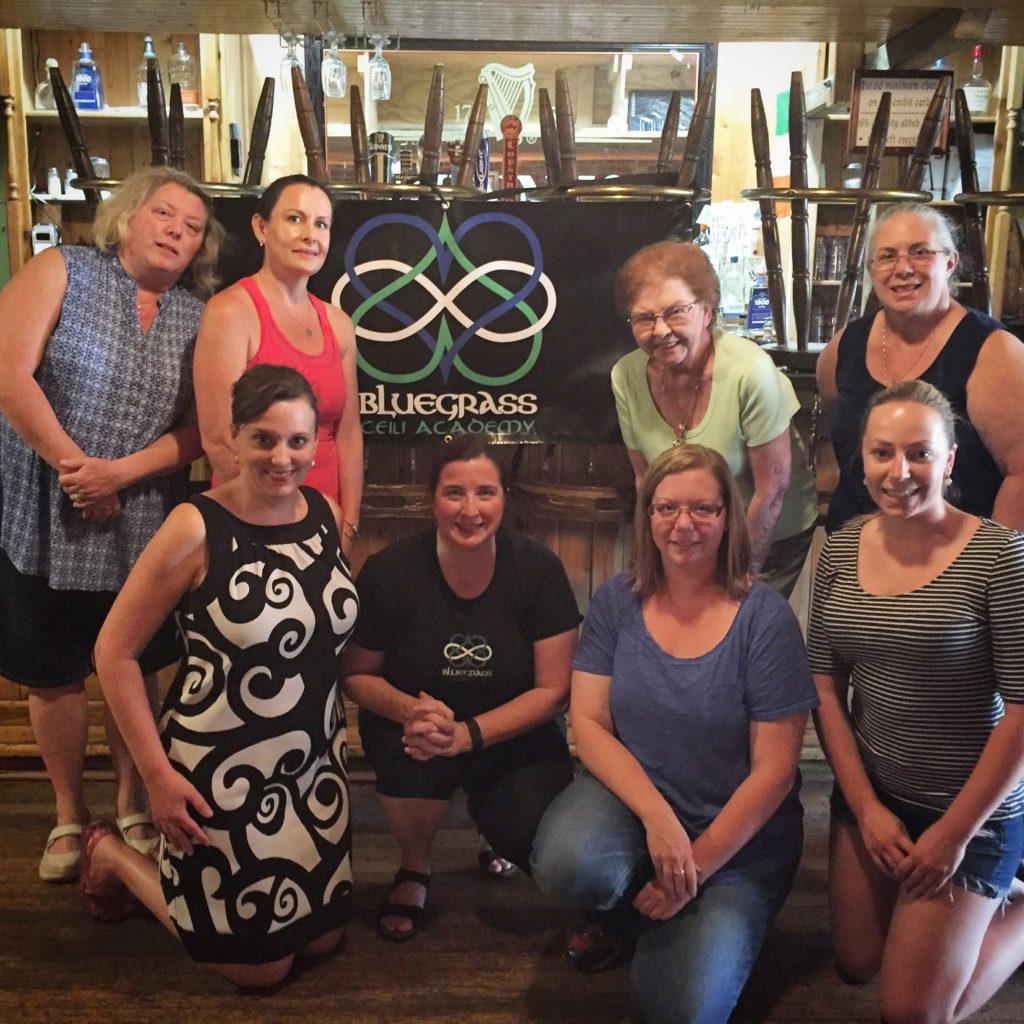 Irish Dance Classes in Lexington Bluegrass Ceili Academy