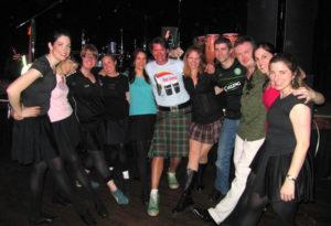 Adult Irish dance classes in Lexington with Bluegrass Ceili Academy