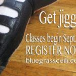 Irish dance classes in Lexington with Bluegrass Ceili Academy