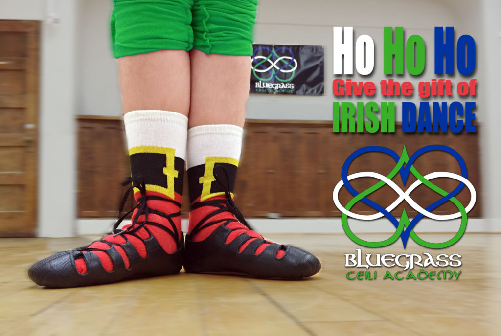 Give the gift of Irish dance classes in Lexington, KY
