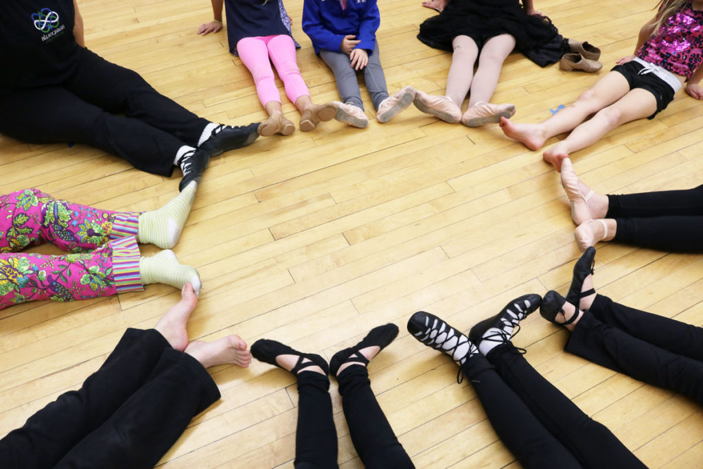 Irish dance programs in Lexington with Bluegrass Ceili Academy