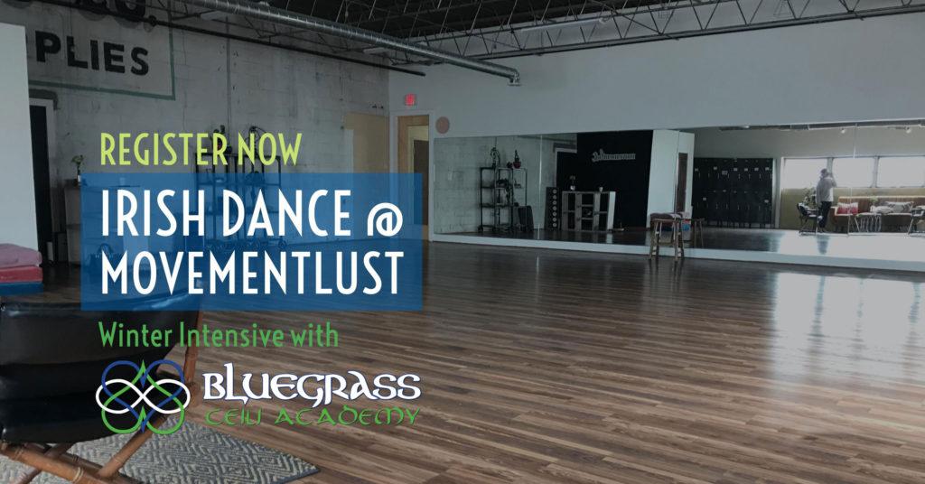 Winter Irish Dance Classes in Lexington