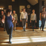 Irish dance percussive workshop in Lexington