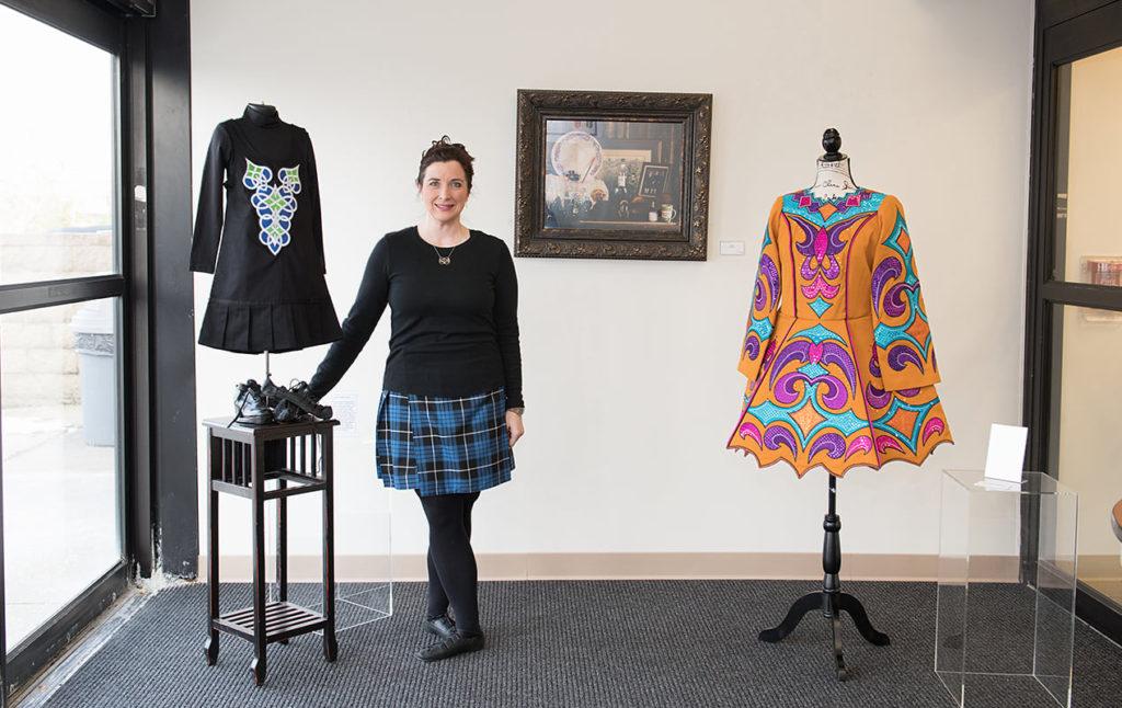 Bluegrass Ceili Academy founder Megan Moloney