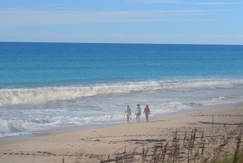 Aquarina's Beautiful Beach