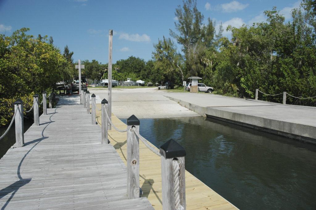 Aquarina Community Boat Ramp
