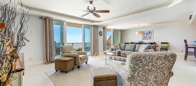 3 Bedroom Oceanfront Condo