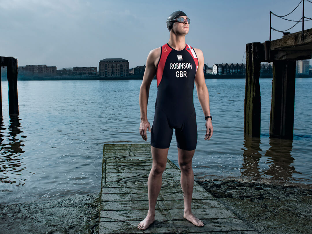 Team GB Triathlete | Joe Robinson