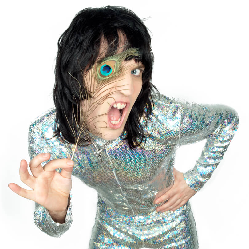 Noel Fielding | Mighty Boosh