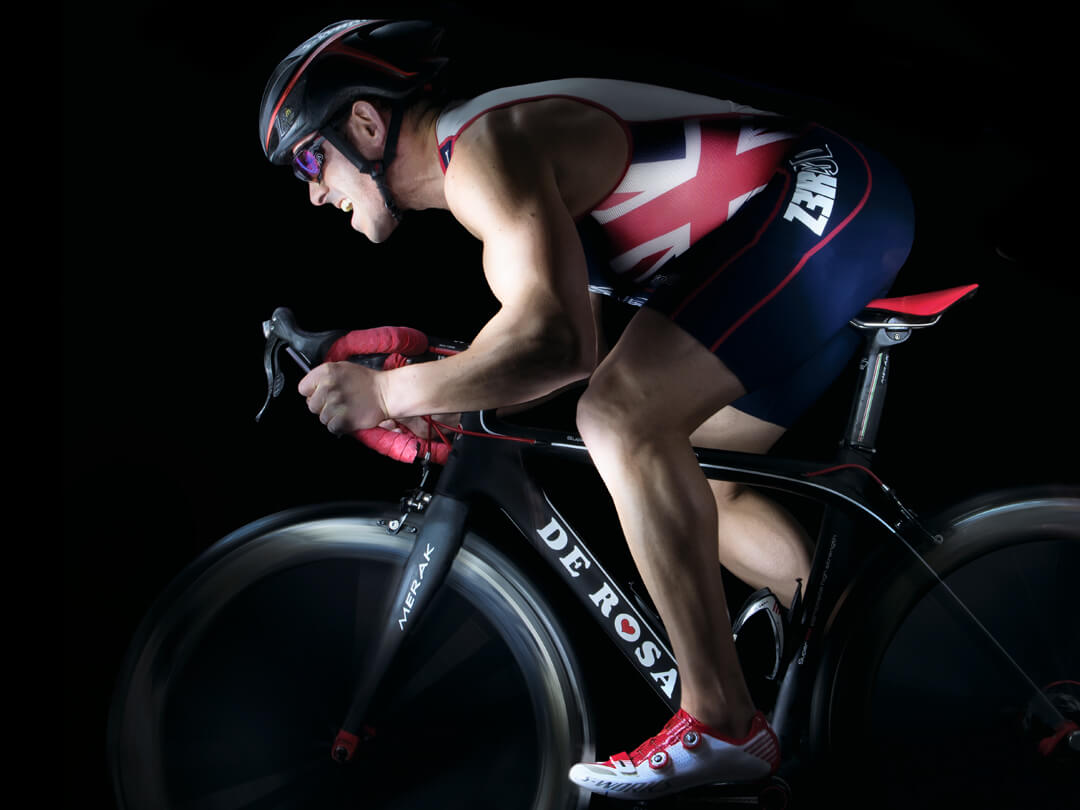 Team GB Triathlete | Adam Tanner