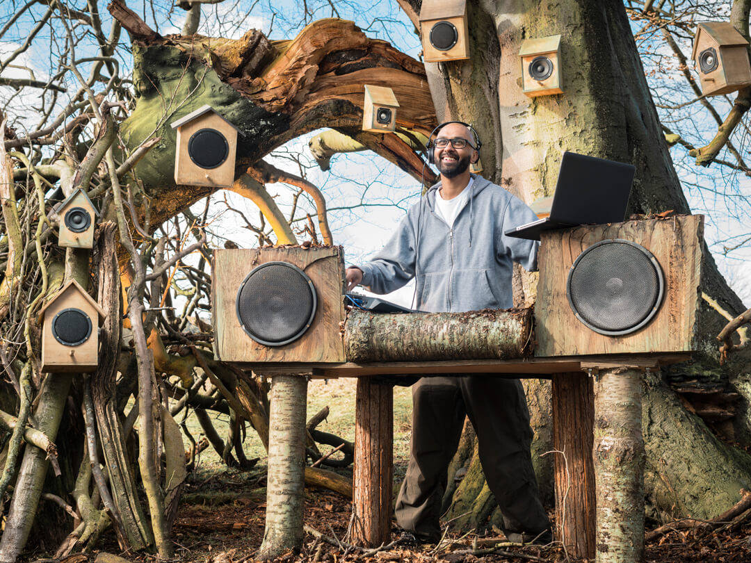 National Trust | DJ Jason Singh