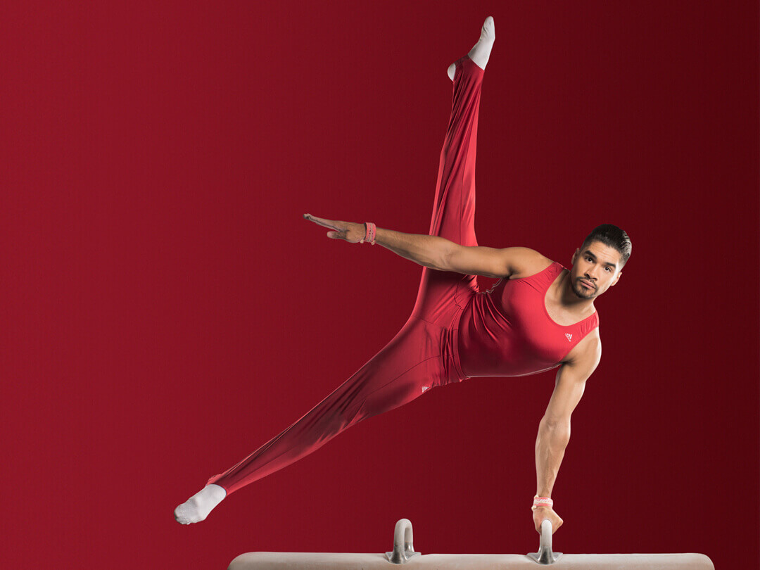 Louis Smith | Olympic Gymnast