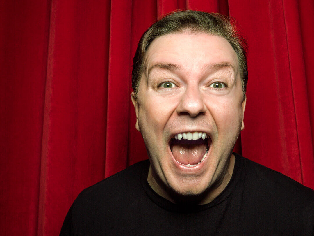 Ricky Gervais | Comedian