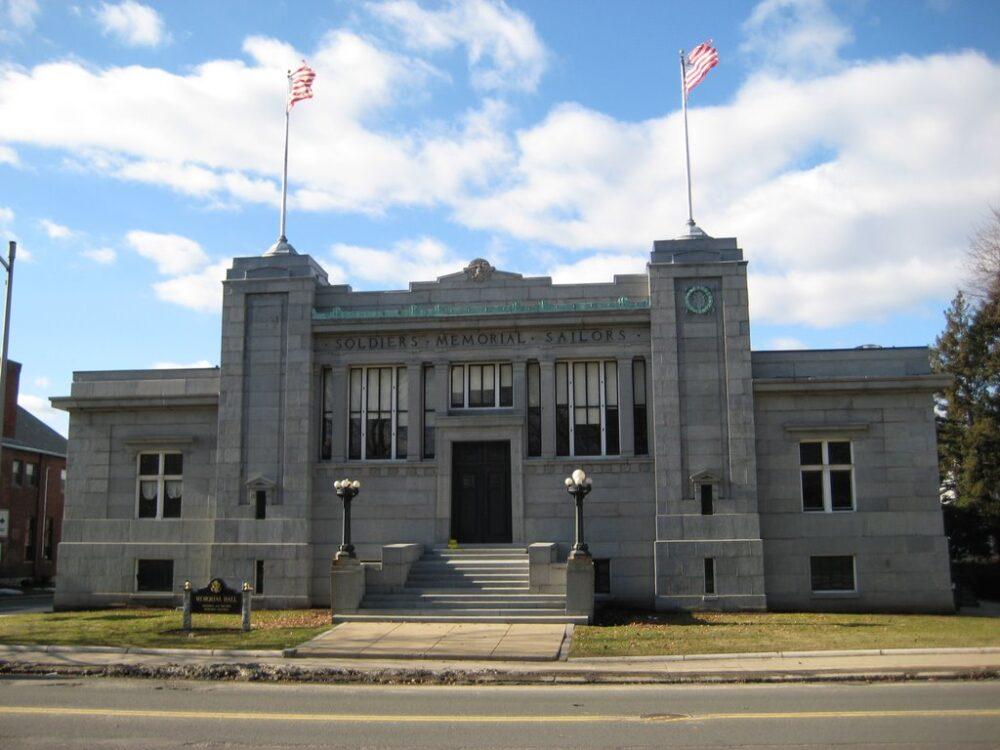 Melrose Memorial Hall