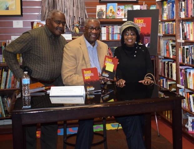 "Pyramid Art, Books and Custom Framing Book Signing: ""The Fierce Urgency of Prophetic Hope"", by Rev. Wendell Griffen"