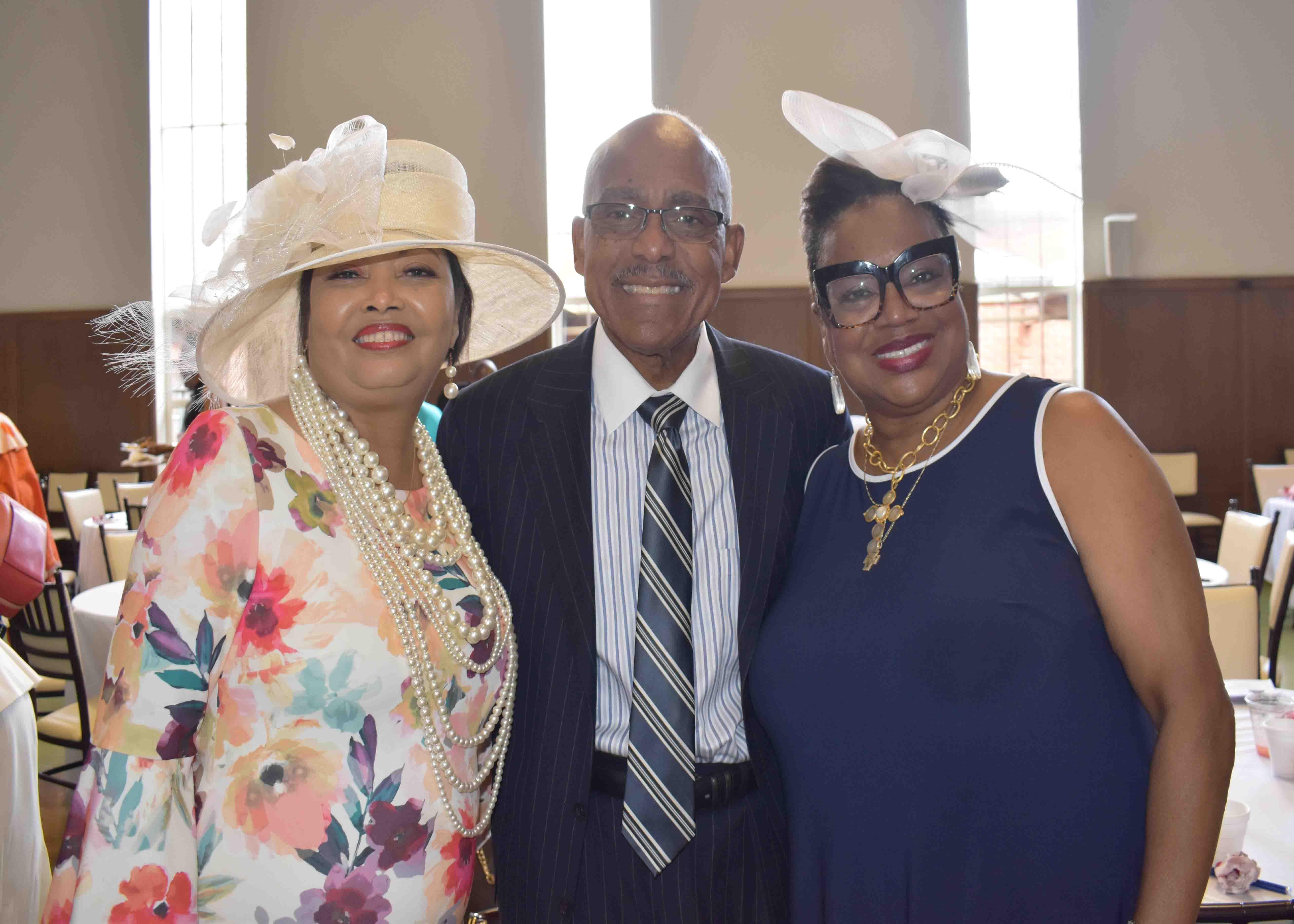Sheila Washington, Revs. Truman & Bettie Tolefree