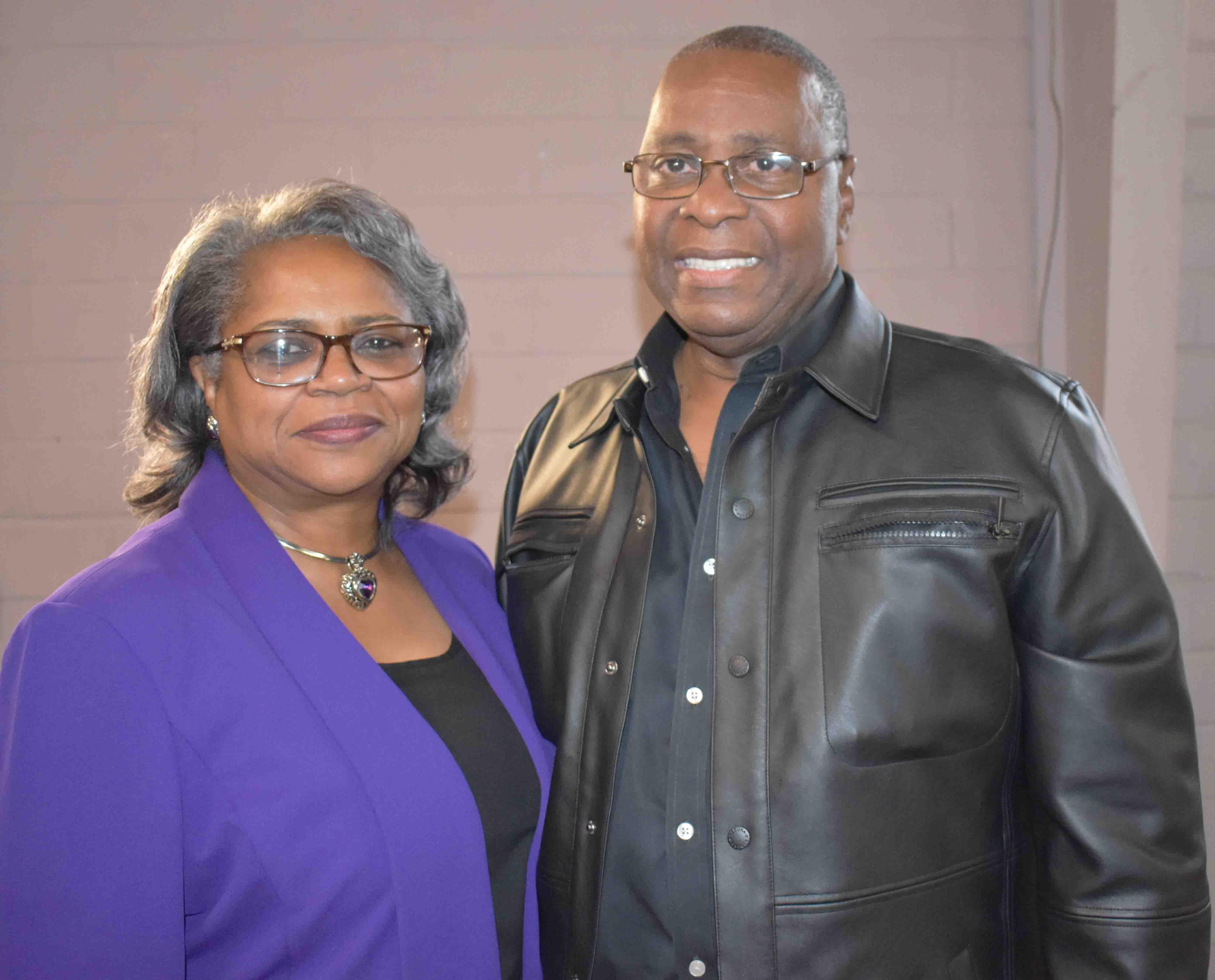 Cassandra & Rep. Ken Ferguson